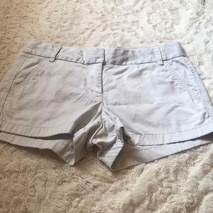Like New Women's J Crew Cotton Shorts